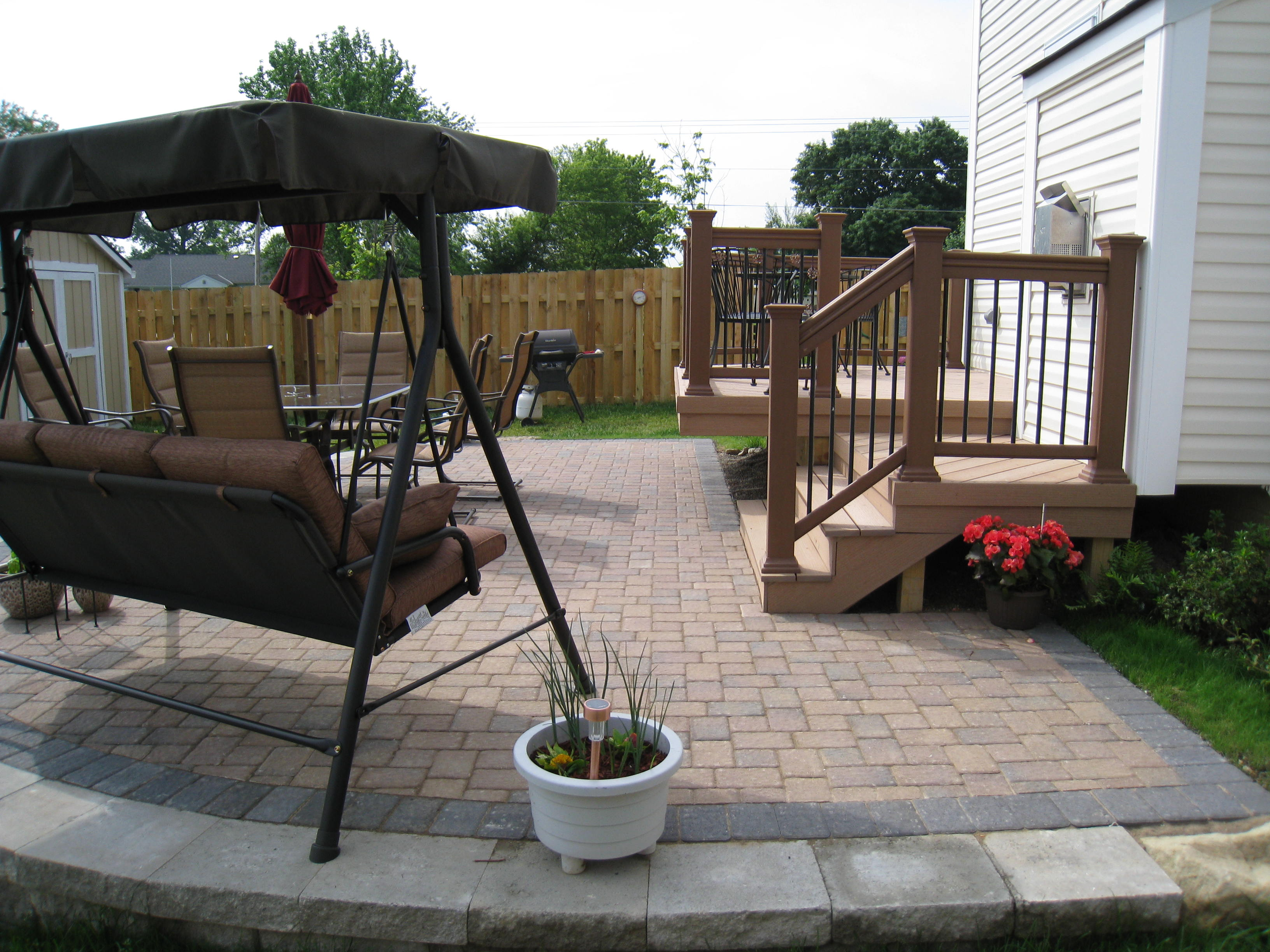 Low Maintenance – Page 3 – Columbus Decks Porches and Patios by