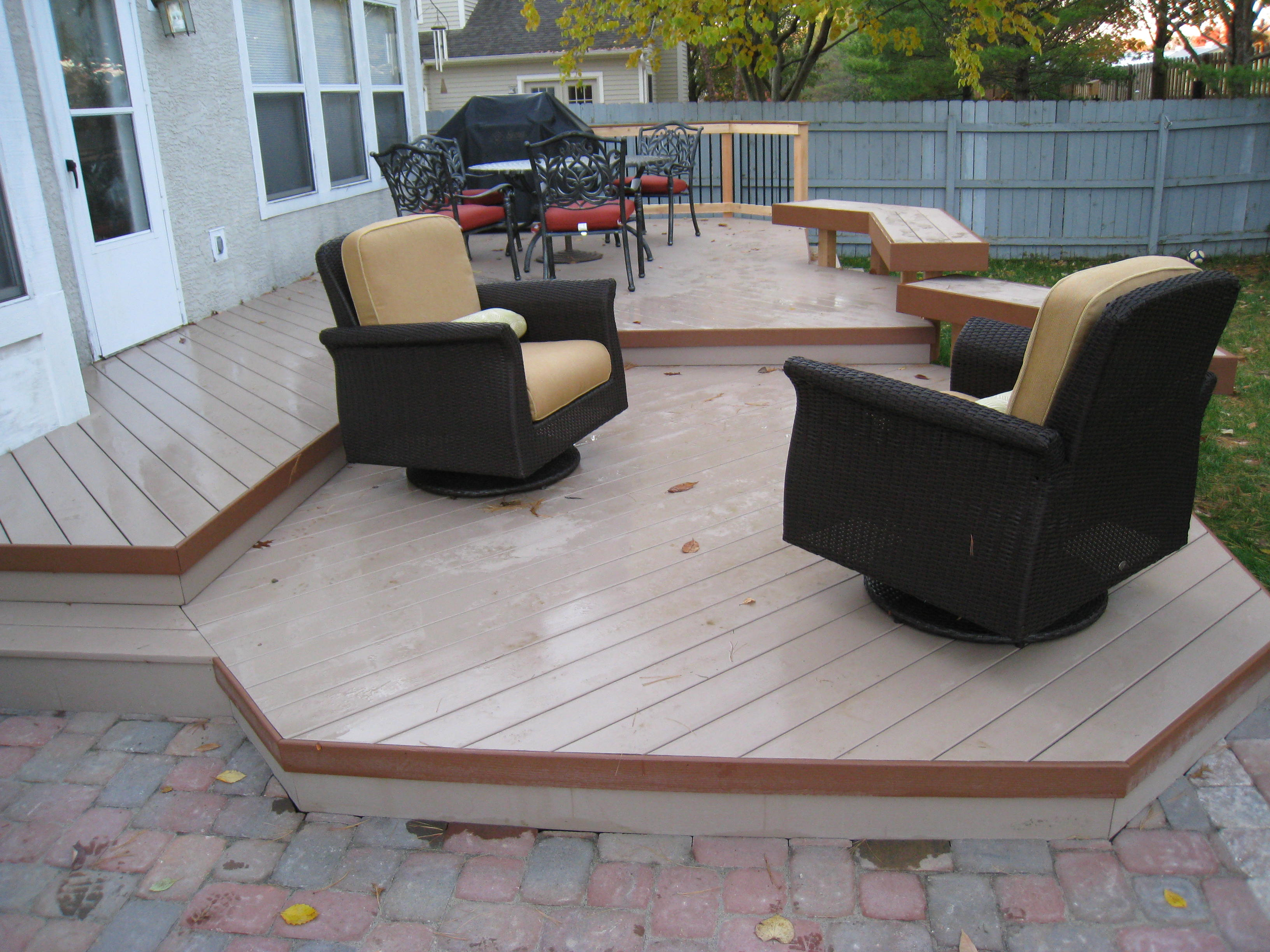 Fiberon Horizon Decking Columbus Decks Porches And