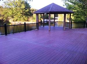 TimberTech Earthwood Essentials Deck