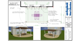 Columbus_home_pergola_drawings_for_multiple_pergolas