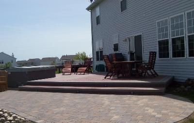 Low To Grade Decks Columbus Decks Porches And Patios By Archadeck