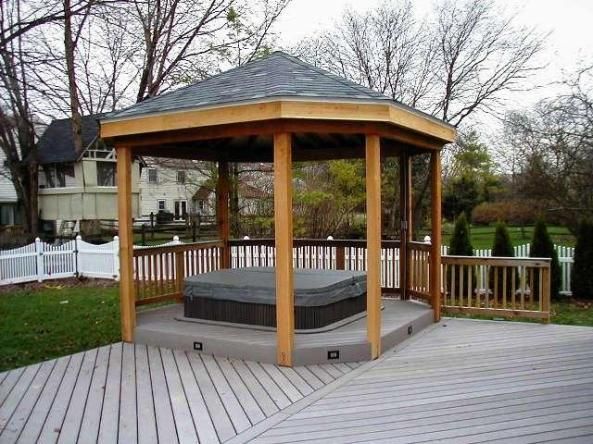 Build Hot Tub Gazebo Plans Online Diy Pdf Northern Tool