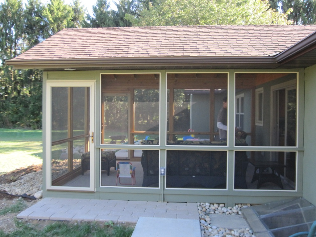 Screened Rooms Columbus Decks Porches And Patios By