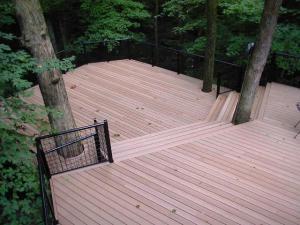 Composite deck Columbus