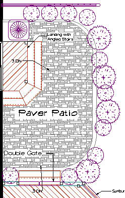 Archadeck_Columbus_paver_patio_architectural_Rendering