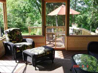 Screened Rooms Columbus Oh Columbus Decks Porches And