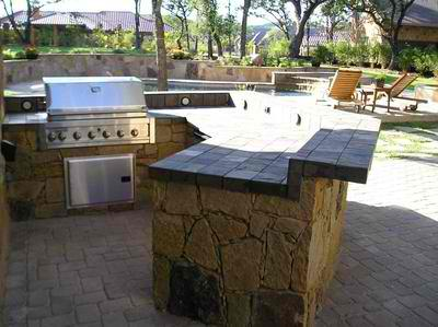 Maybe An Outdoor Kitchen Is The Best Choice For Your Deck, Porch Or Patio?