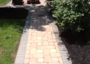 paver path walkway Dublin OH by Archadeck