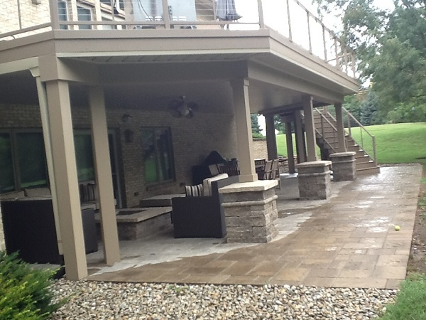 Nice Archadeck Columbus Covered Patio Deck