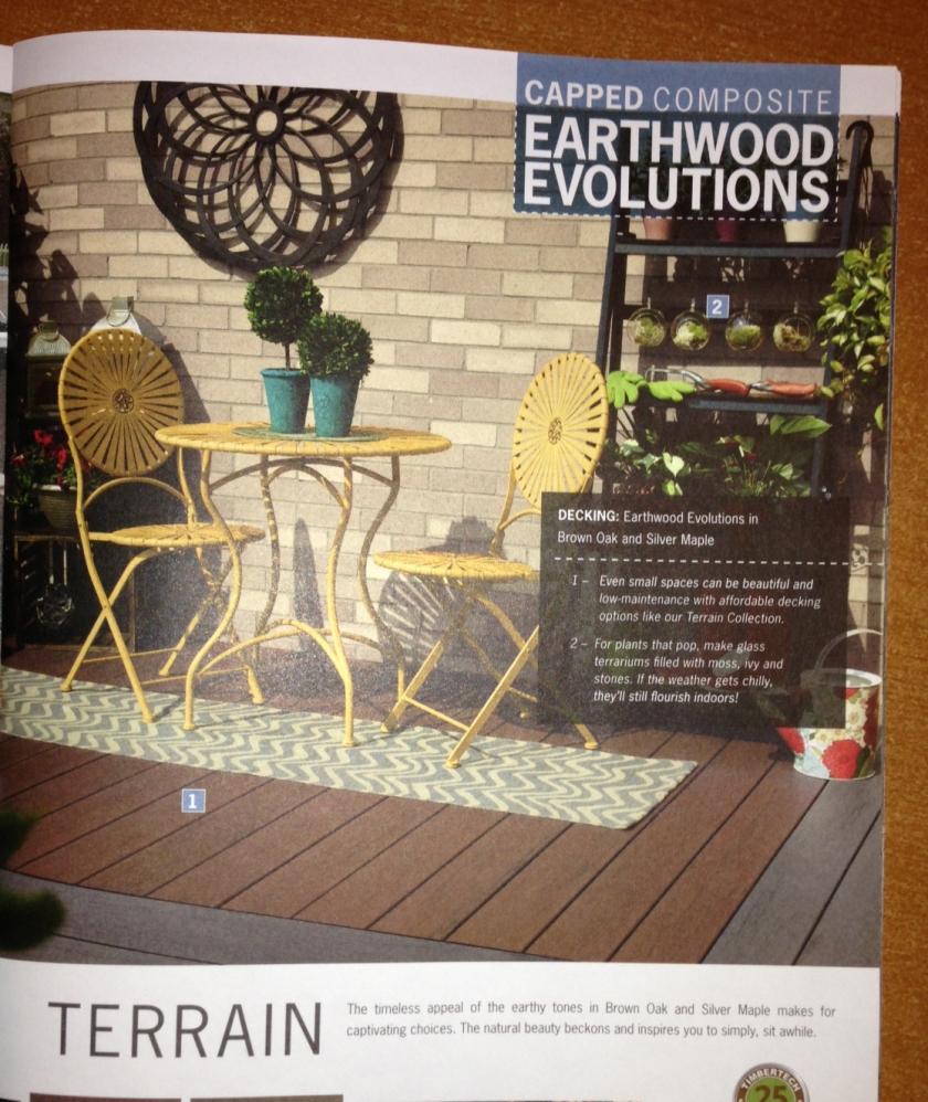 TimberTech Terrain
