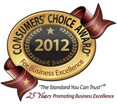 Archadeck Columbus consumer choice award