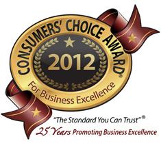 Archadeck Columbus consumer choice award