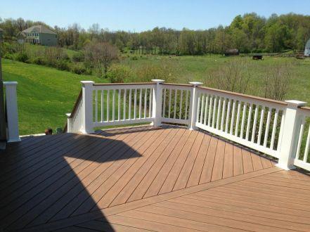 Granville OH TimberTech decks