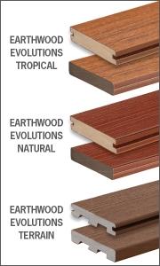 Earthwood Evoutions line