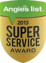 2013 Super Service Award goes to Archadeck of Columbus