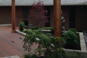 Columbus Ipe deck and pergola Upper Arlington