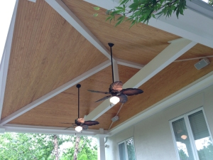 fabulous open porch beadboard ceiling Columbus OH