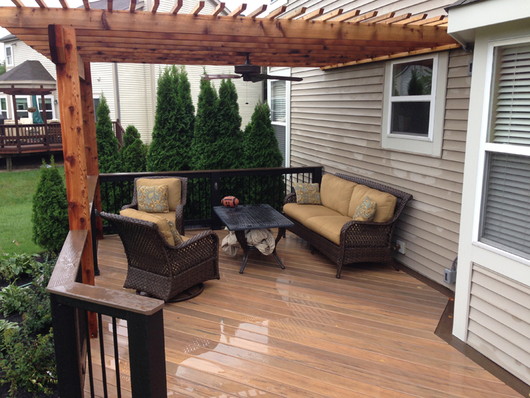Pergolas Columbus Decks Porches And Patios By Archadeck