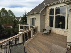 TimberTech Legacy re-deck in Columbus Dublin OH lr