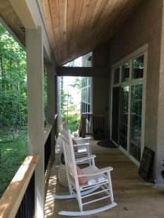 Westerville OH Covered Porch Builder