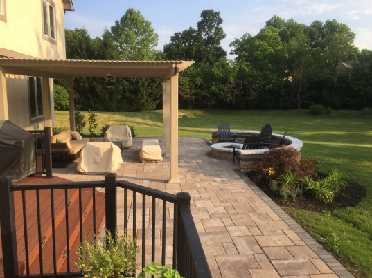 New Albany OH Paver Patios