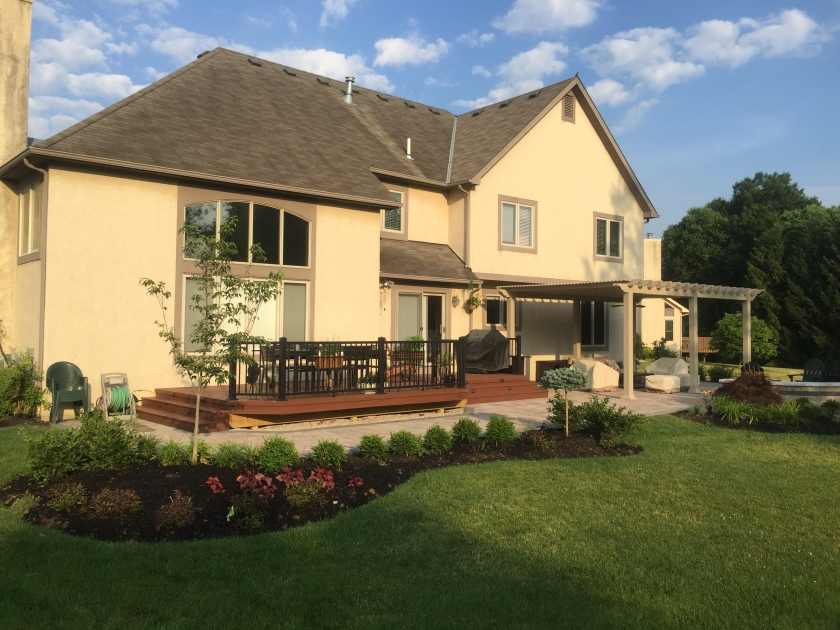 New Albany OH Outdoor Living Combination Project by Archadeck of Columbus