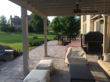 New Albany OH pergola builders
