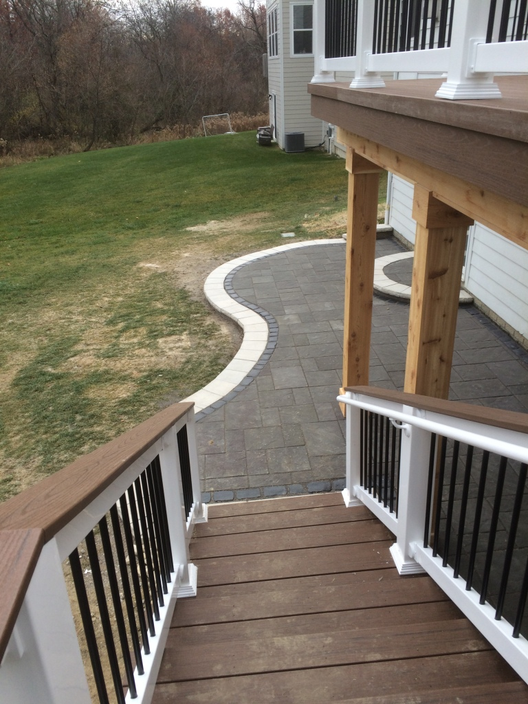 Columbus deck and patio combinations