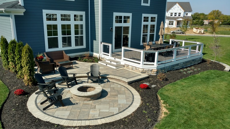Plain City Oh Patio Builder