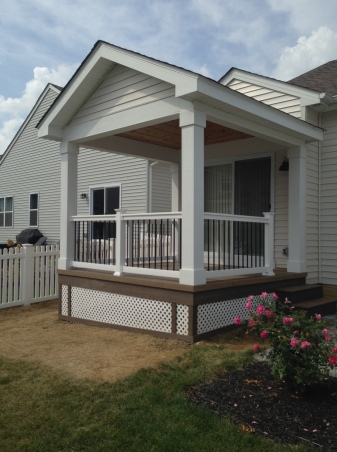 New Albany OH Porch Builders