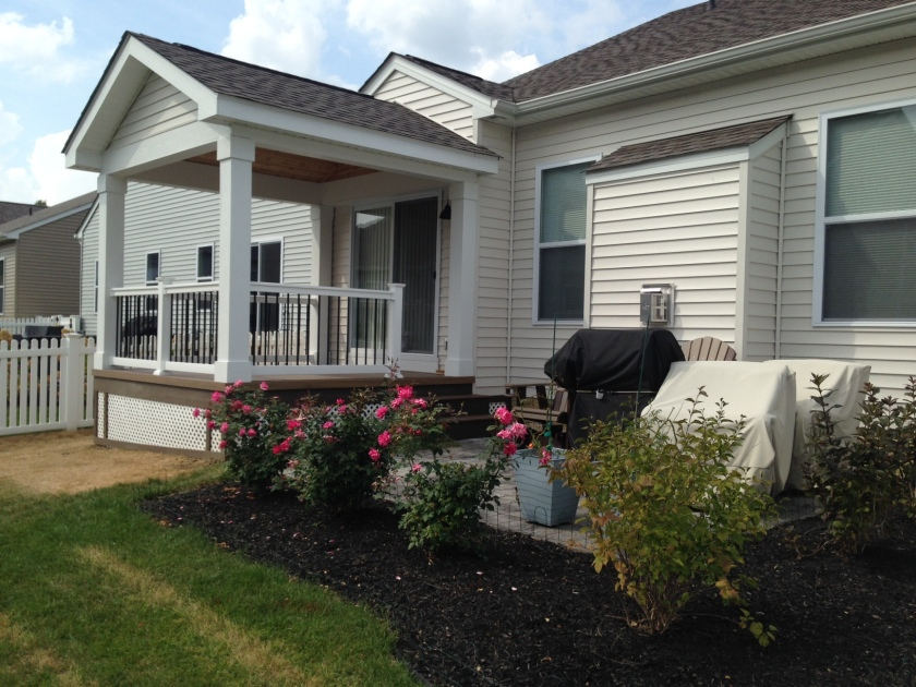 New Albany OH Porch Builder